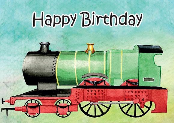 DT18029 Birthday Express