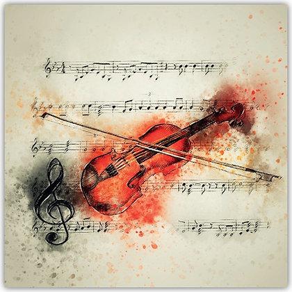 DT18017 Violin