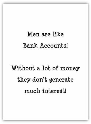 T15016SW - Bank Accounts