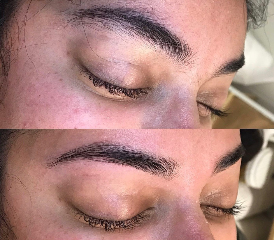 Brow waxing ONLY $15