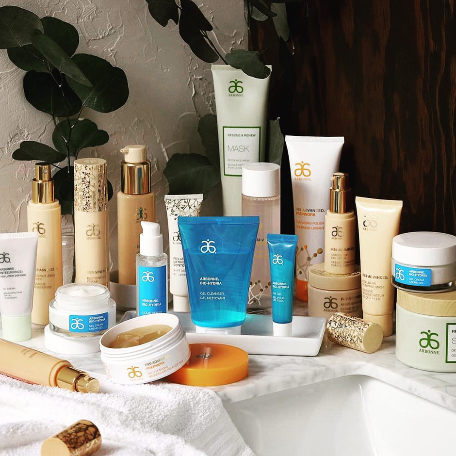 NEW to Release Your Inner Beauty- arbonne skin care