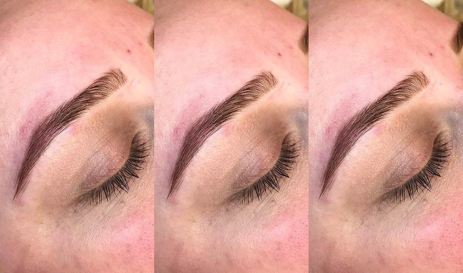 HENNA BROWS!