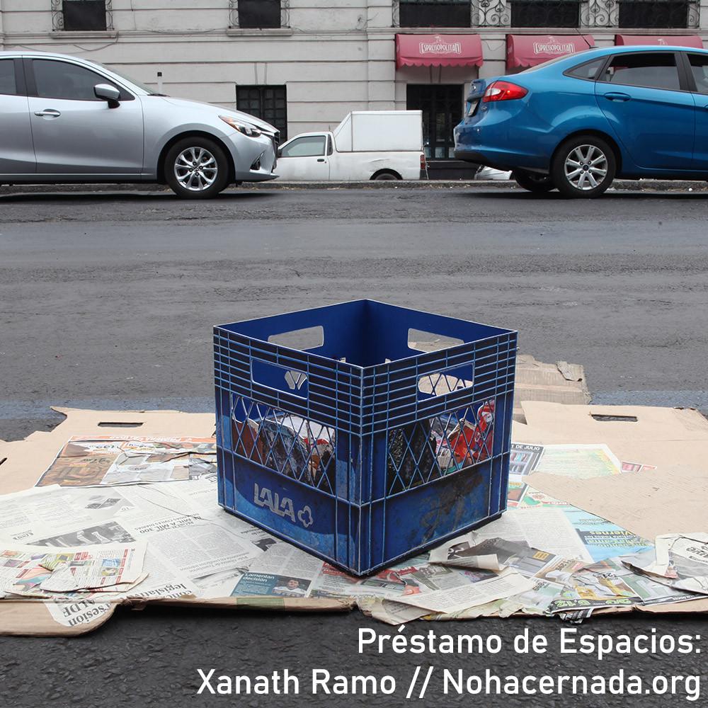 Préstamo de Espacios: Xanath Ramo // Nohacernada.org