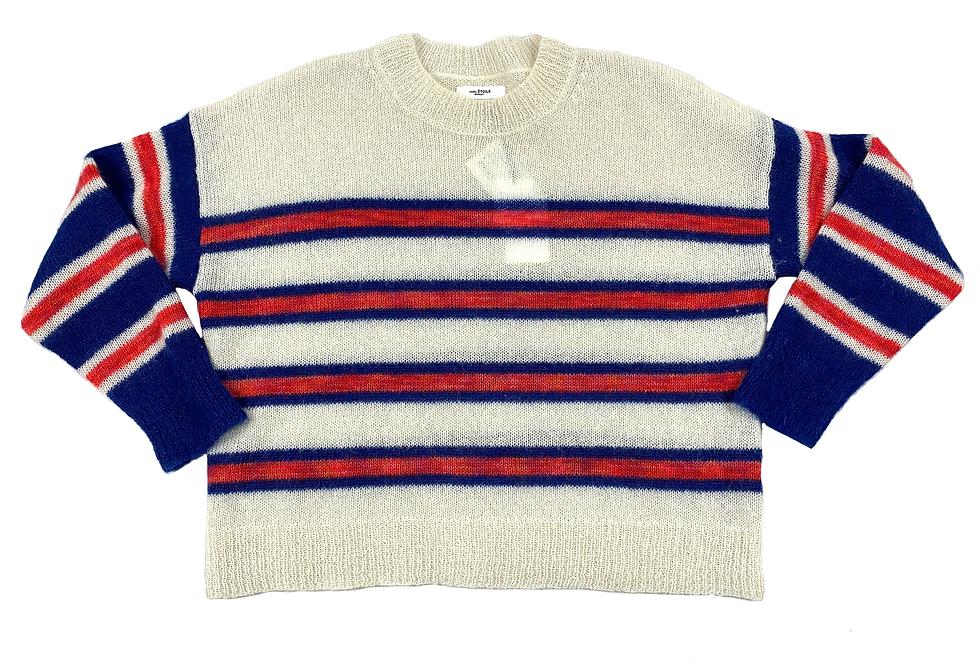 Isabel Marant - Sweater stripes