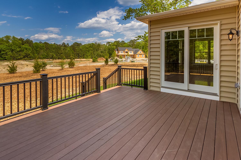 Greenbriar Deck