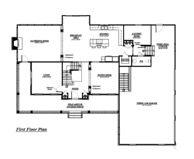 Lambeth 1st Floor