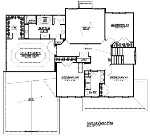 2nd floor harrow