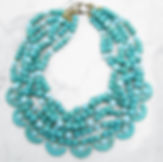 statement necklace, statement jewelry, chunky statement necklace