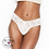 Thumbnail: Custom White Thong Panties Personalized With Your Words