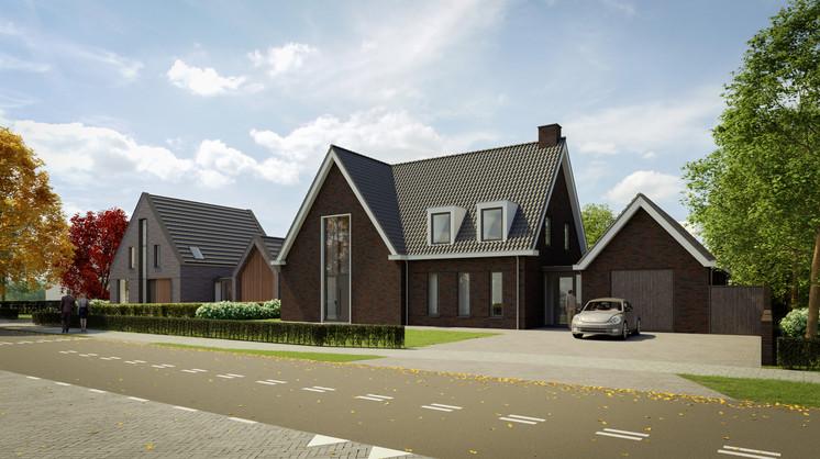 Nieuwbouw Sint Oedenrode