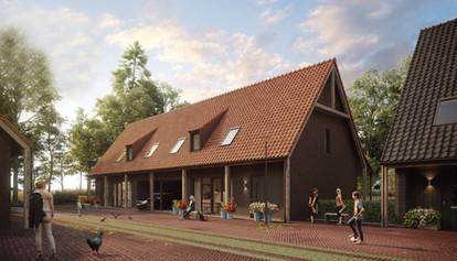 Schuurwoning Pauwert architectuur
