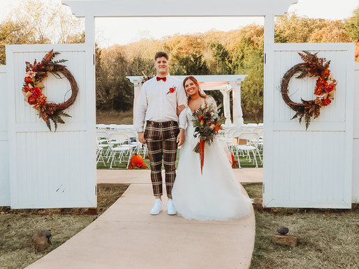 Wedding Showcase:  Sidney and Austin
