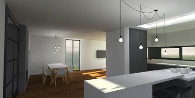 Verbouw woonhuis
