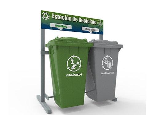 Estación de Reciclaje ECOL 480 HDG1