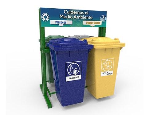 Estación de Reciclaje ECOL 960 HDG2