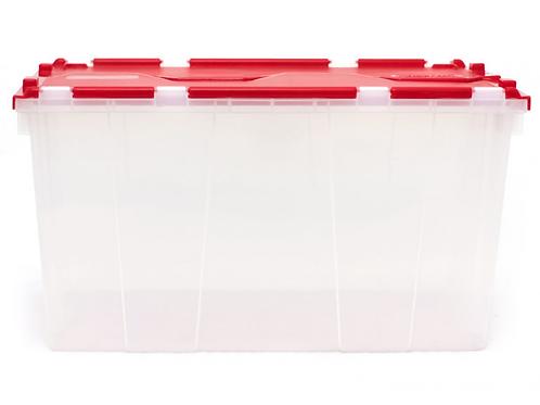 Caja de Bisagras Uso Doméstico C/ Tapa