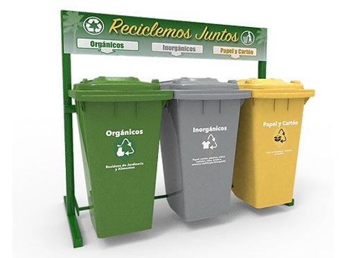 Estación de Reciclaje ECOL 720 HDG1