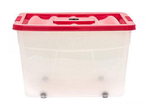 Caja Erick 46 C/ Ruedas y Tapa
