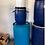Thumbnail: Tambo Enlanillado Abierto 220 litros