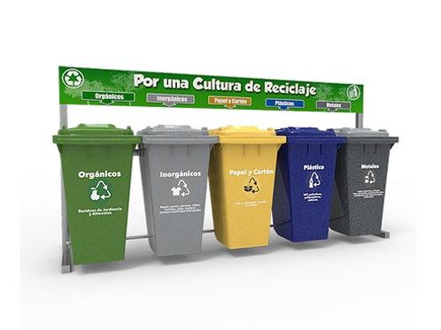 Estación de Reciclaje ECOL 1200 HDG1