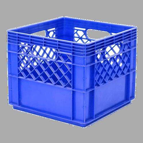 Caja de Plastico Lechera 16