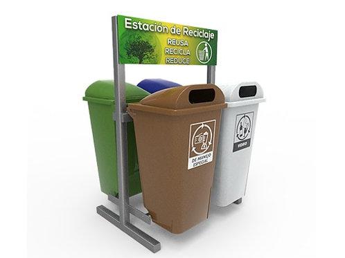 Estación de Reciclaje ECOL 560 RT2