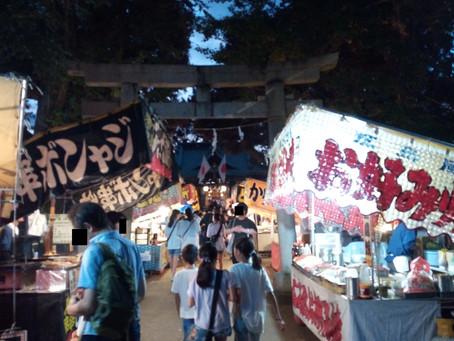 烏山神社例大祭