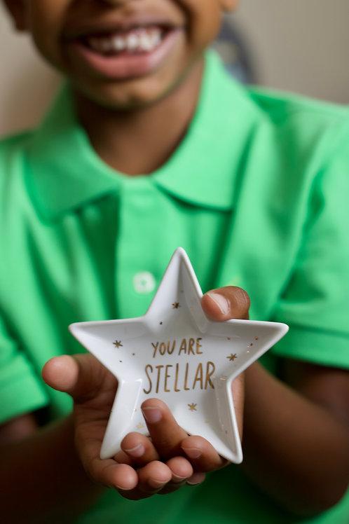 Stellar trinket dish