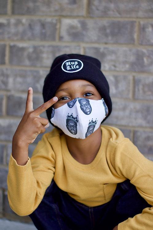 B-I-G-P-O-P-P-A Mask