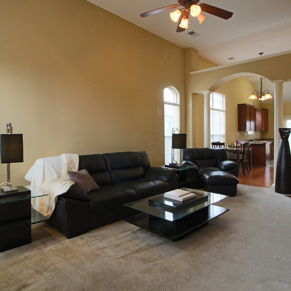 After Living Room Area