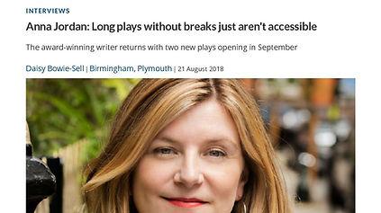 Anna Jordan_ Long plays without breaks j