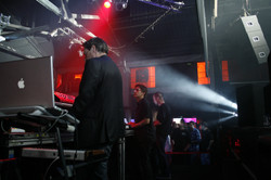 LBS (Live Booth Sessions) Laurent Garnier, Razmataz, Barcelona SPAIN