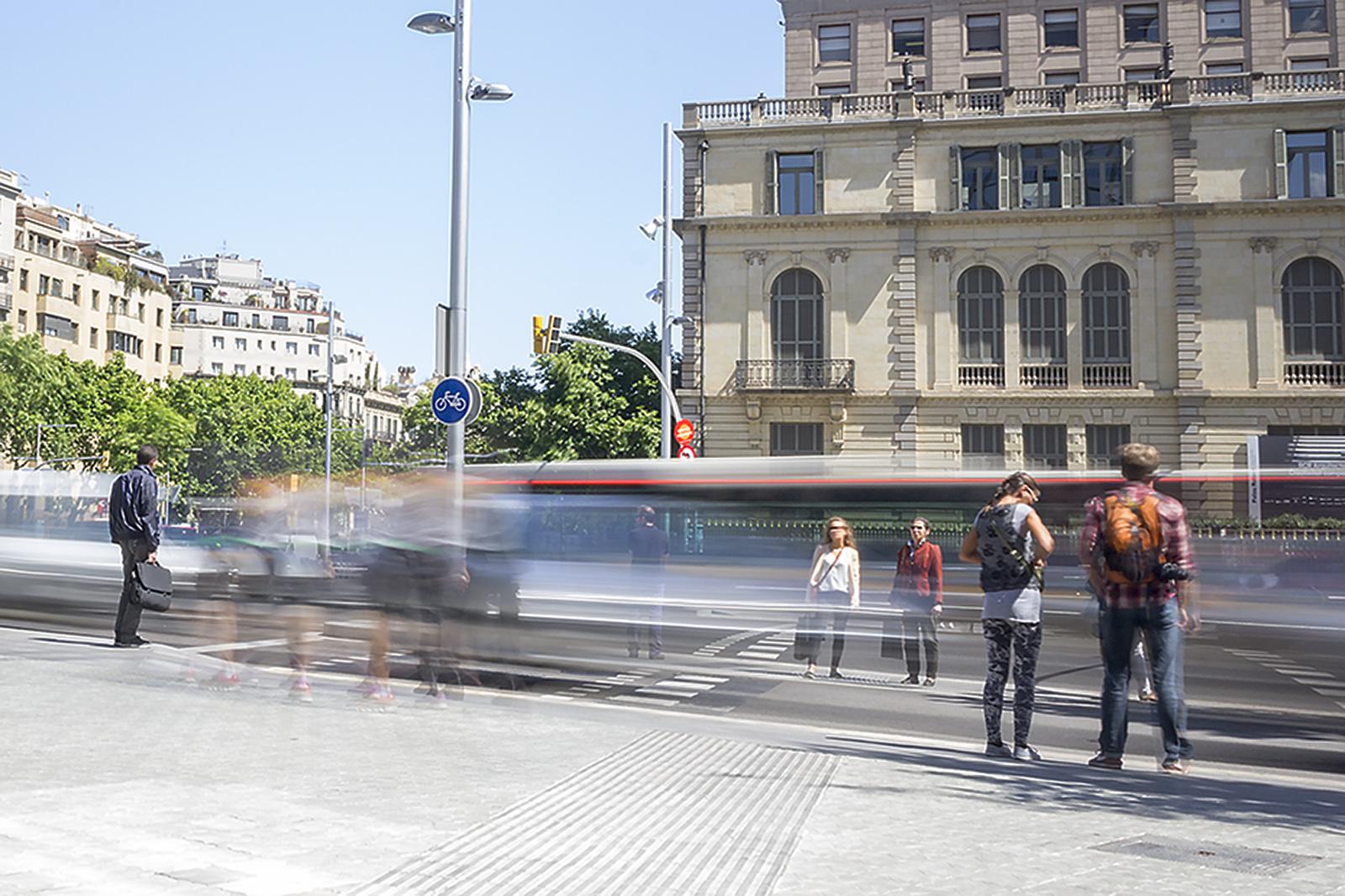 Diagonal, Barcelona. Spain.