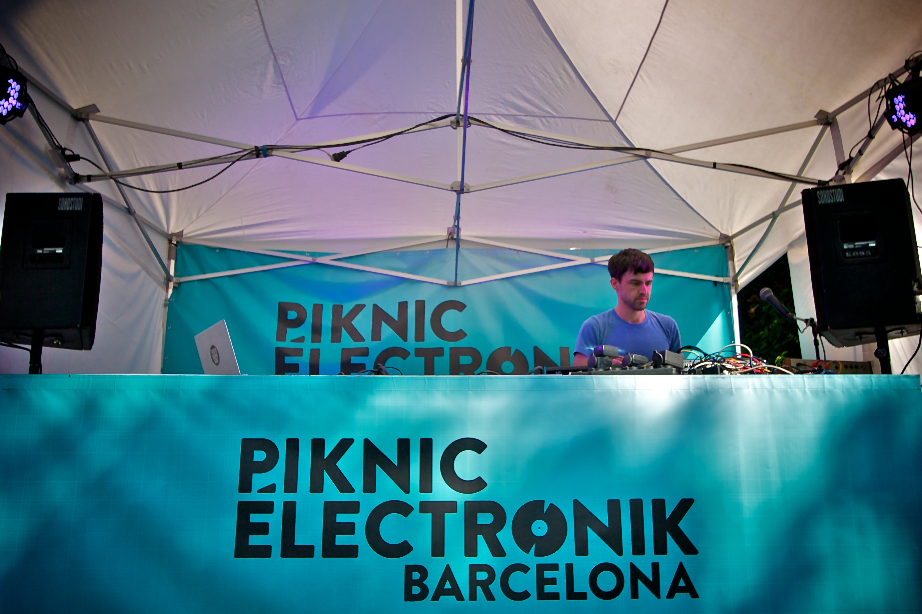 Piknik Electronik, Barcelona SPAIN