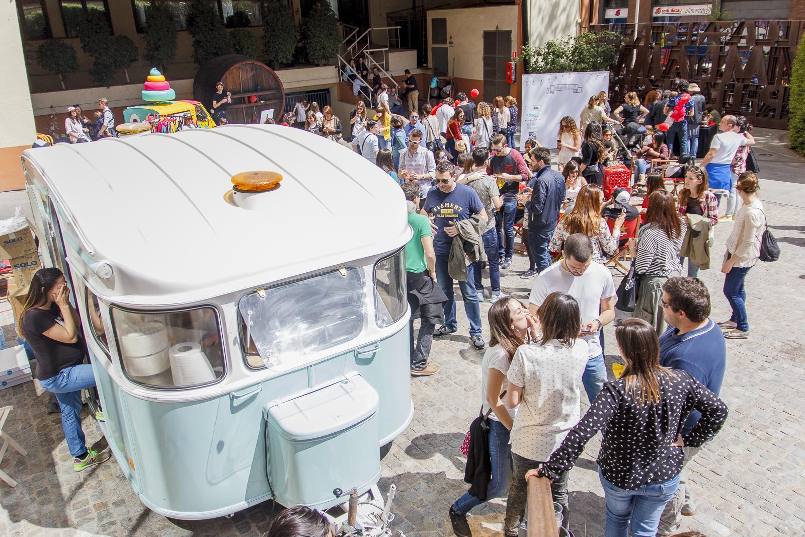Vermut Solidario, Barcelona