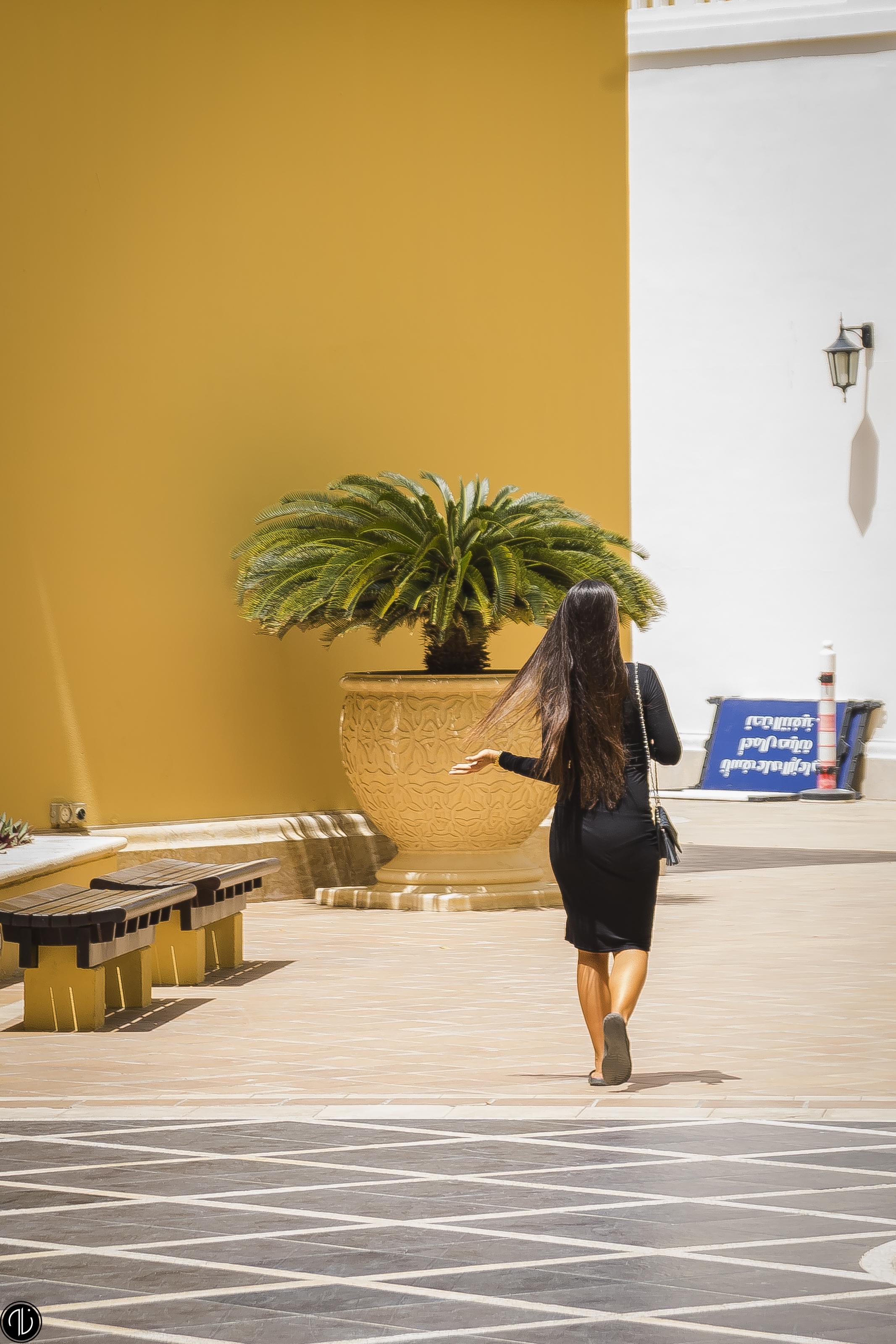 Her, Walking