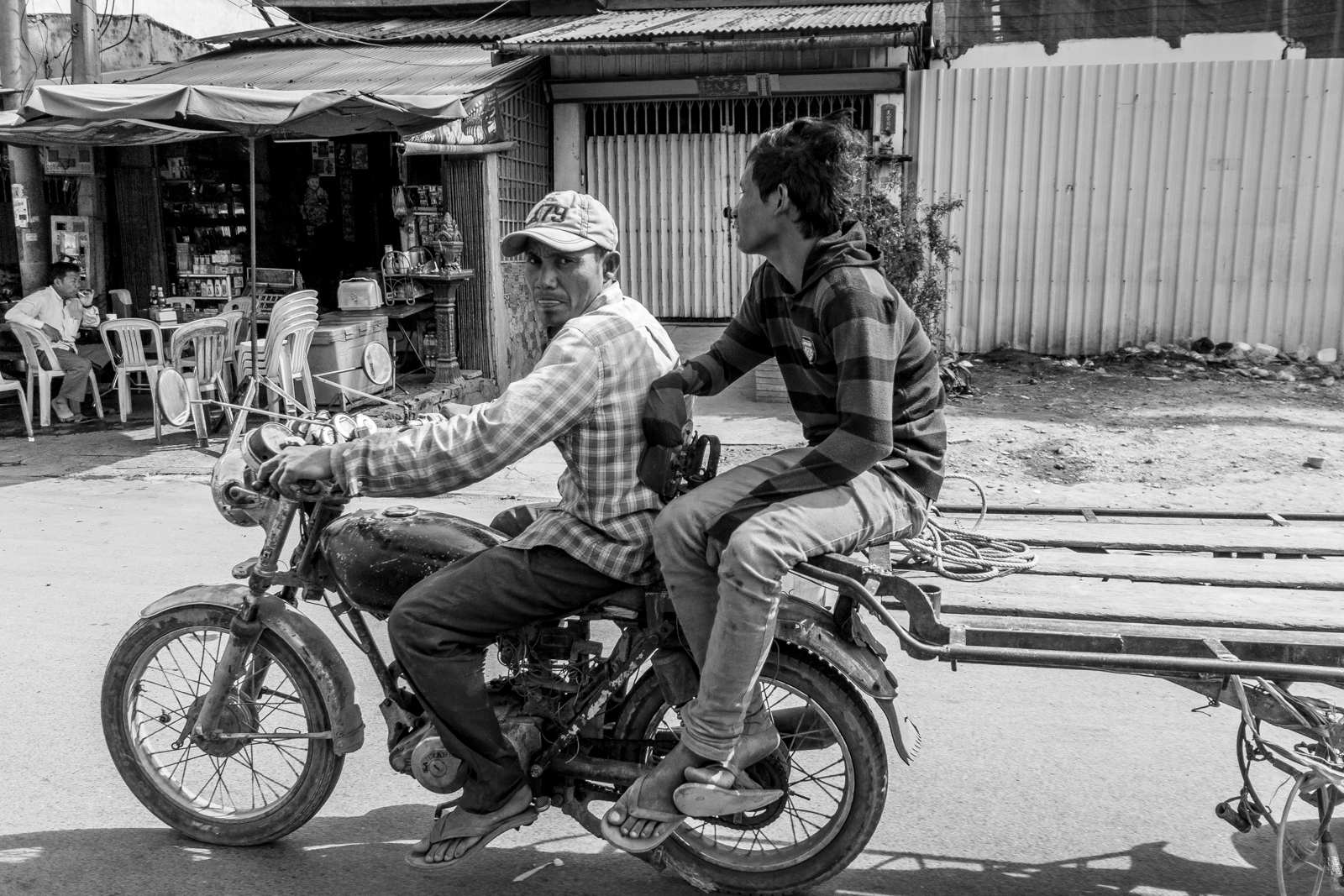 Phonm Phen, Cambodia.