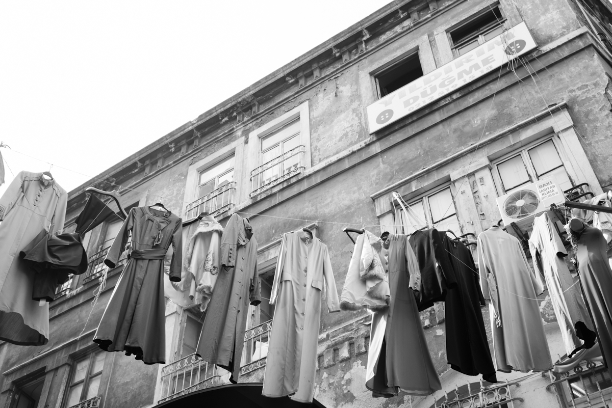 Hanging, Istanbul