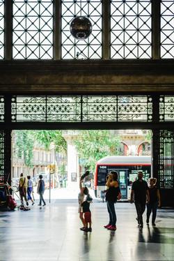 Estación de França, Barcelona