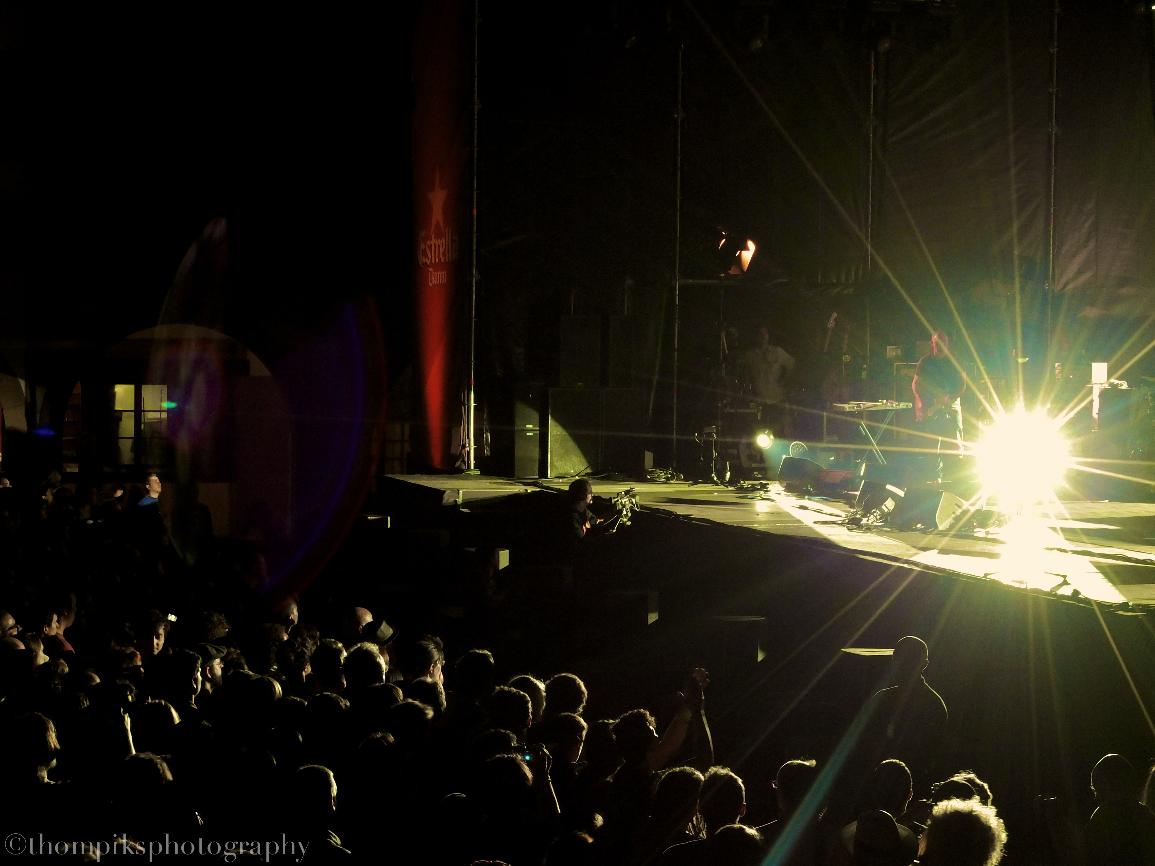 Portishead, Live Poble Espanyol-Barcelona SPAIN