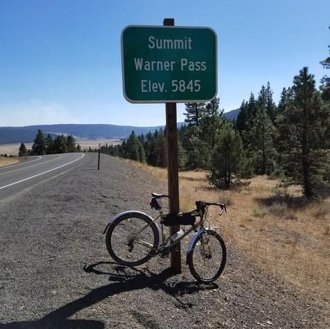 Warner Pass Summit