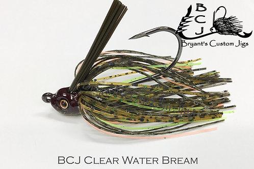 Clear Water Bream Swim Jig