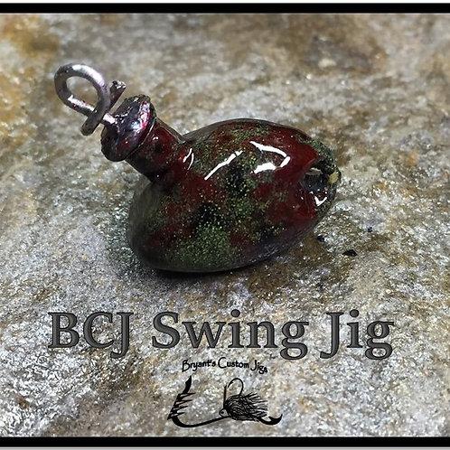 BCJ Swing Jig Head only (2 pack)