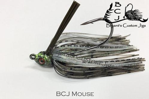 Mouse Swim Jig
