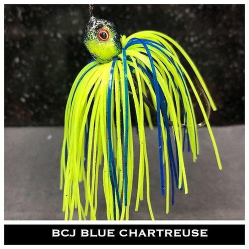 BCJ Blue Chartreuse