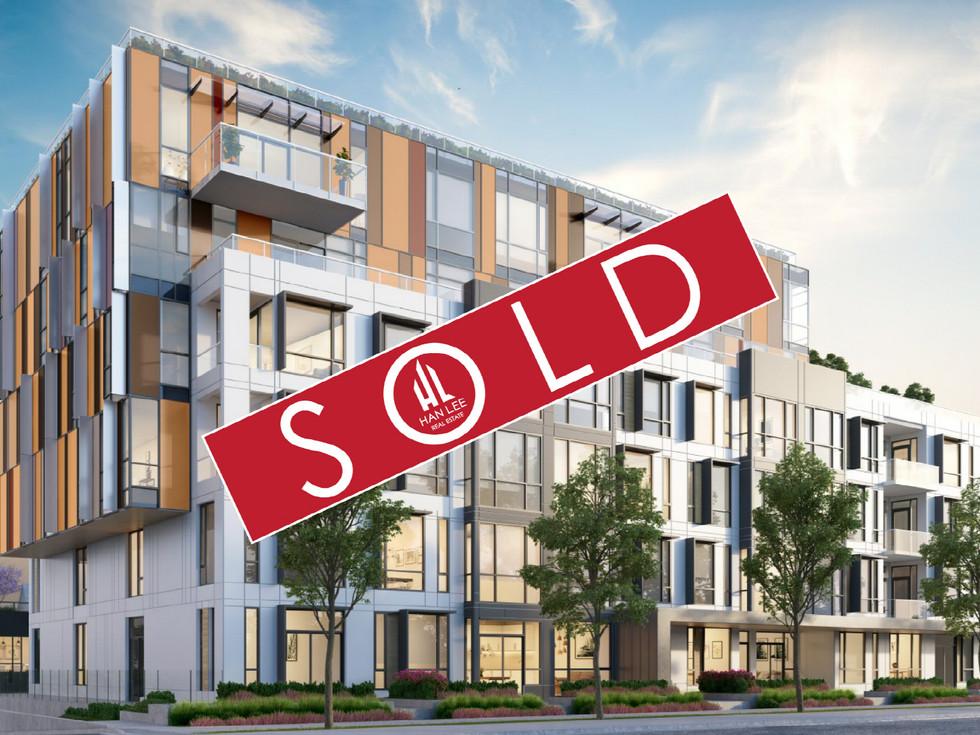 105 - 469 W. KingEdward Ave. Vancouver - $899,000
