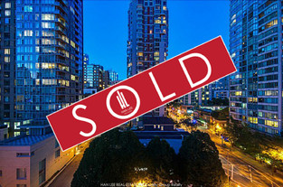 2709 - 909 Mainland St. Vancouver - $498,000