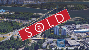 High Density Residential Development, West Vancouver - $27,500,000