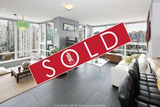 2508 - 928 BEATTY St, Vancouver - $615,000