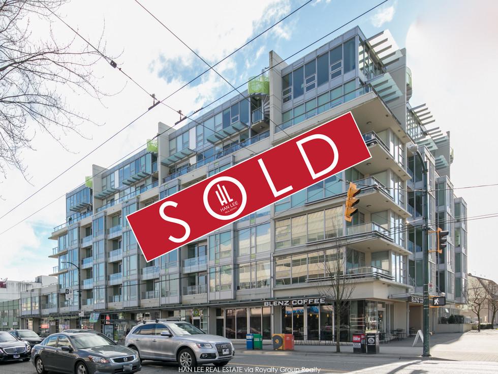 307-2528 Maple St. Vancouver - $584,000